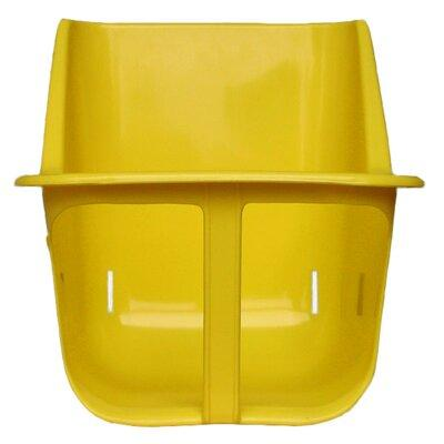 Toddler Tables Kids Replacement Seat Seat RPL Color: Yellow