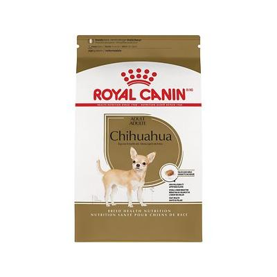 Royal Canin Chihuahua Adult Dry Dog Food, 10-lb bag