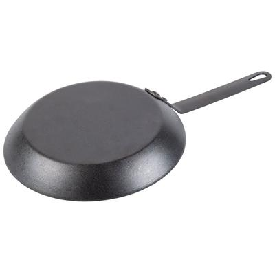 """Lodge CRS8 8"""" Pre-Seasoned French Style Carbon Steel Fry Pan"""