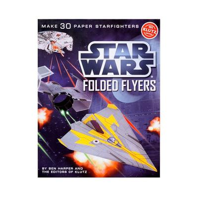Star Wars Folded Flyers by Klutz, Multicolor