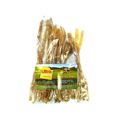 Ultra Chewy Beef Tendons Dog Treats, 1-lb bag