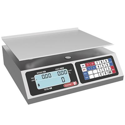 Tor Rey L-PC 40L 40 lb. Digital Price Computing Scale, Le...