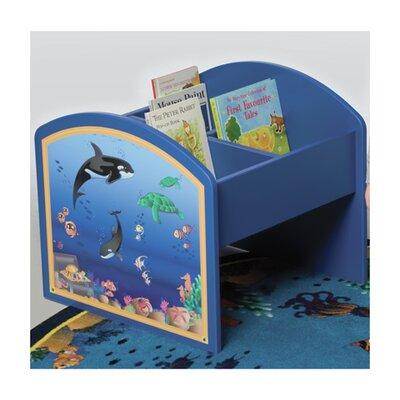 Playscapes Seascape Toy Organizer 25-KIN-SS Color: Green