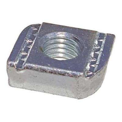 VALUE BRAND THOMAS & BETTS AB100-1/2 Channel Flat Nut, 1/...