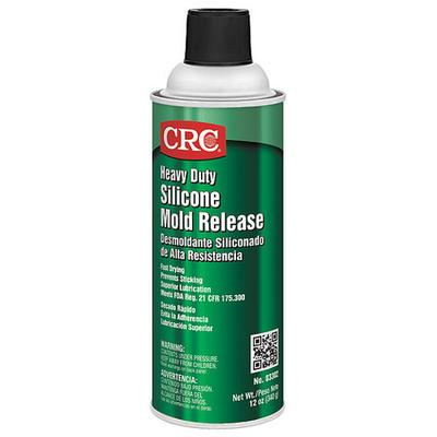 CRC Industries 03302 Silicone Mold Release, 16 Oz, Net 12 Oz