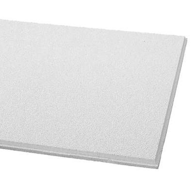 "24""Lx24""W Acoustical Ceiling Tile Dune, Mineral Fiber, PK16 ARMSTRONG 1775"