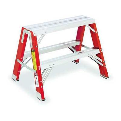 Silver/Orange Work Stand, TW6202, Werner