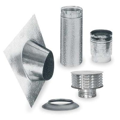 AmeriVent Gas Vent Pipe Kit, Ameri-Vent, 5EK