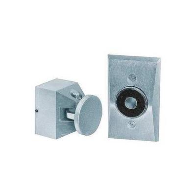 Electromagnetic Door Holder,Flush EDWARDS SIGNALING 1504-...