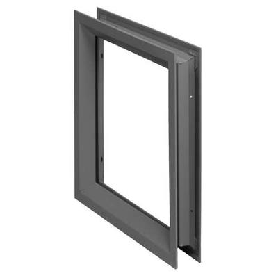 NATIONAL GUARD L-FRA100-7x22 Vision Lite,Height 7 In, Wid...