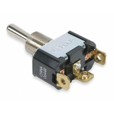 Carling Technologies 6FC54-73 Toggle Switch, SPDT, Mom On...