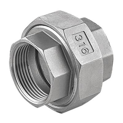 VALUE BRAND 1LUF2 Union, 3/4 In, 304 Stainless Steel, 150...