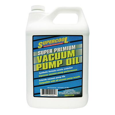 Supercool V128 Vacuum Pump Oil