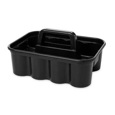Rubbermaid FG315488BLA Deluxe Carry Caddy,Plstc,Holds 32o...