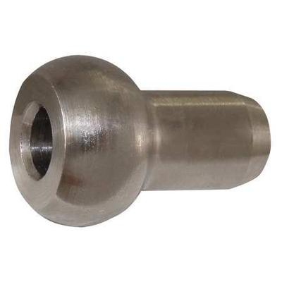 Single Shank Ball,303 SE/304,Size 1/16 LOOS MS20664C2