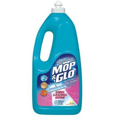 If you\'re dealing with messes from pets, try a specialty carpet and upholstery cleaner. Take a look at the features for Mop & Glo Floor Cleaner. Size: 64 oz., Container Type: Bottle.