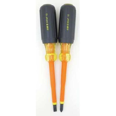 Insulated Screwdriver Set, Ideal, 35-9305