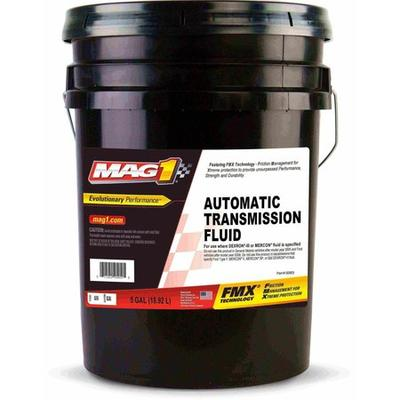 MAG 1 MG06DX5P Automatic Transmission Fluid, 5 Gal.
