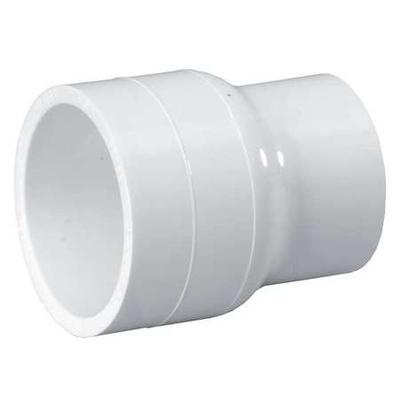 "Lasco 6"" x 4"" Socket PVC Coupling Sched 40, 429532"