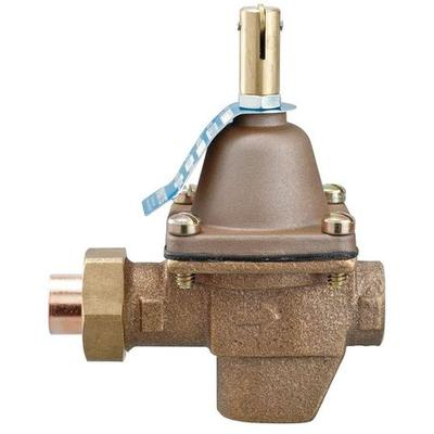 Watt SB1156F Pressure Regulator, 1/2 In, 10 to 25 psi