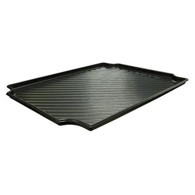 Containment Tray,30x24,Black STRUCTURAL PLASTICS CT300124