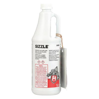 Hercules 20305 Lime, Scale, and Rust Remover, 1 qt.