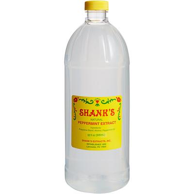 Shank's 32 oz. Pure Peppermint Extract
