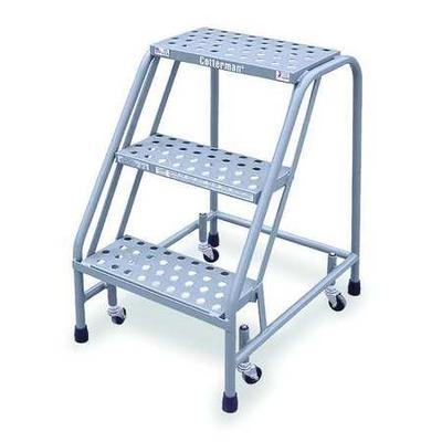 Cotterman 1003N1820A6E10B3C1P1 Rolling Ladder, Welded, Pl...