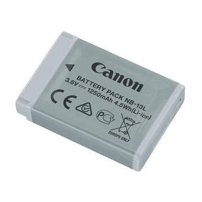 Canon NB-13L Lithium-Ion Battery Pack (3.6V, 1250mAh) 983...