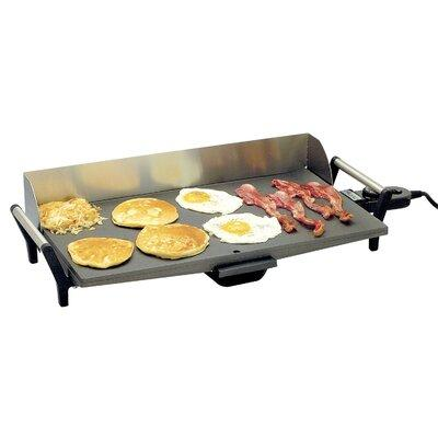 Broil King Professional Non-Stick Griddle with Back PCG-10