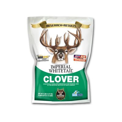 Whitetail Institute Imperial Clover Perennial Food Plot S...