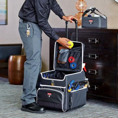 Rubbermaid 1902467 Small Executive Quick Cart
