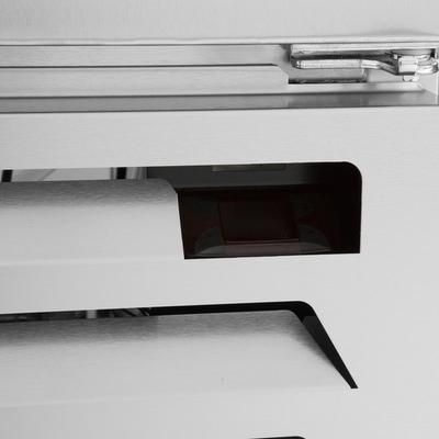 "Beverage-Air RB23-1S 27"" Vista Series One Section Solid D..."