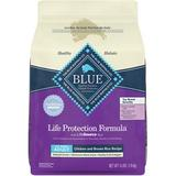 Blue Buffalo Life Protection Formula Toy Breed Adult Chicken & Brown Rice Recipe Dry Dog Food, 4-lb