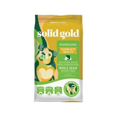Solid Gold Holistique Blendz with Oatmeal, Pearled Barley...