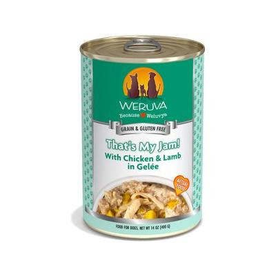 Weruva Dog Food That's My Jam 14-ounce Can (pack Of 12)