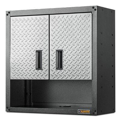 Whirlpool Ready-to-Assemble 3/4 Wall GearBox 28'' H x 28'' W x 12'' D Steel Storage Cabinet GAWG28KDYG