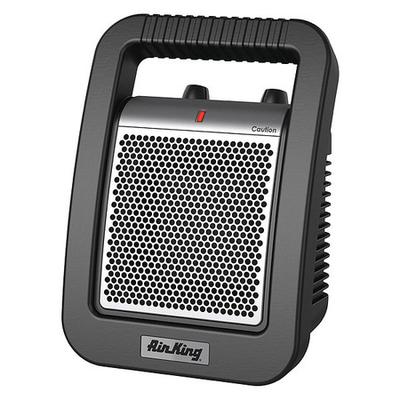 Air King 1500/900W Electric Space Heater, Fan Forced, 120...