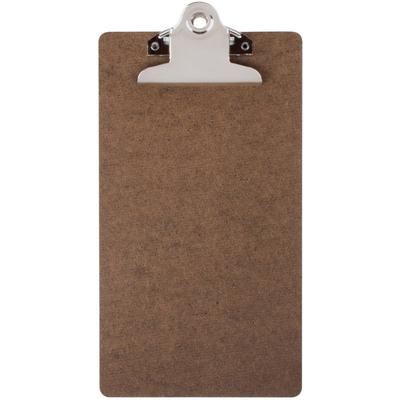 "Menu CLIPCHECK-HB 5"" x 9"" Menu Clipboard / Check Presente..."