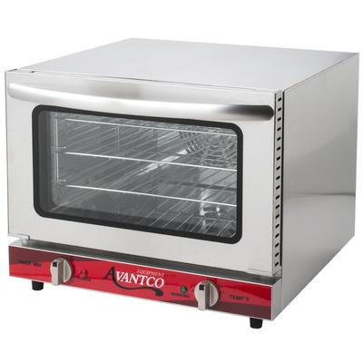 Adcraft COH-2670W Half Size Convection Oven - 208/240V, 2...
