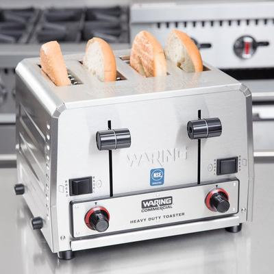 WARING-COMMERCIAL WCT855 Heavy Duty Switchable Bread and ...