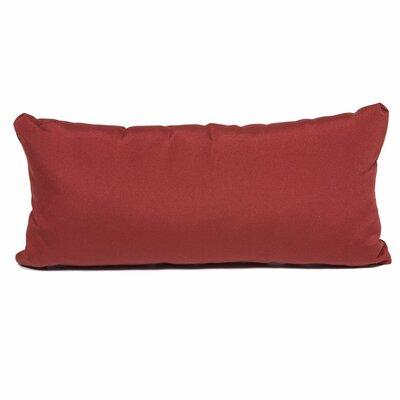 Color: Terracotta TK Classics Outdoor Lumbar Pillow Help make your outdoor space inviting with the addition of these outdoor lumbar pillows.Features: Note: The fabric color chosen may ship separetely depending on availability. The cushions...