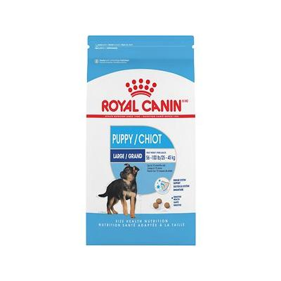 Royal Canin Maxi Puppy Dry Dog Food, 17-lb bag