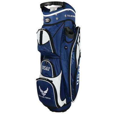 Hot-Z United States Air Force Cart Golf Bag, Multicolor