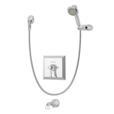Symmons Canterbury Tub/Shower Trim with Lever Handle S-45...