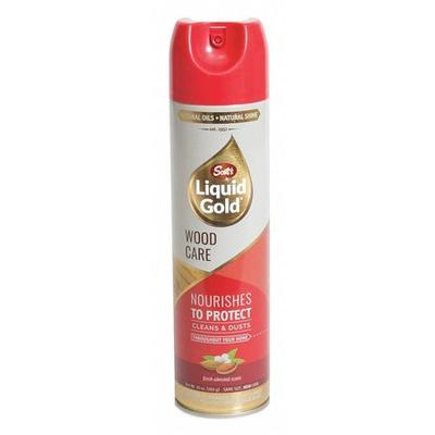 Scotts LIQUID GOLD A10 Wood Cleanr Preservative, 10oz, Ae...