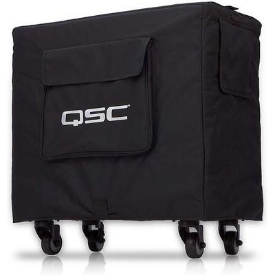 QSC Nylon cover for KSub Nylon fabric mesh cover for KSub