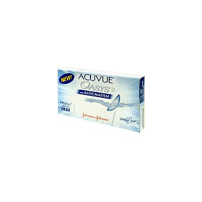JOHNSON & JOHNSON Acuvue Oasys with Hydraclear plus for A...