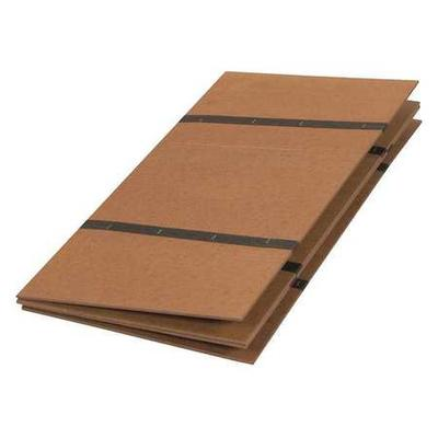 DMI 552-1950-0000 Bed Board,60inLx30inWx3/4inH,Brown,Wood...