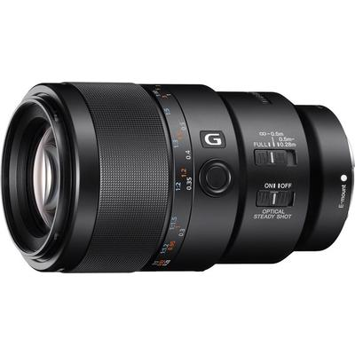 Sony Alpha SEL90M28G 90mm f/2.8 -E mount G OSS Macro on Sale